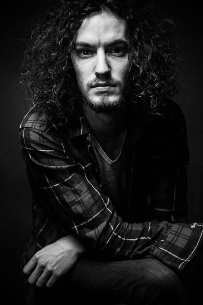 Fotografía de retrato, rock portrait