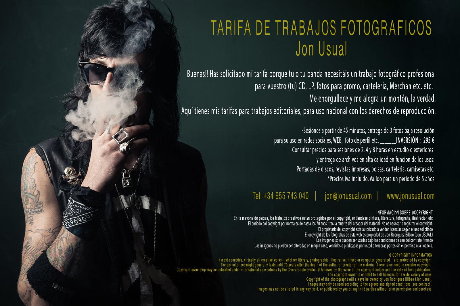 Retratos bilbao, fotografo Bilbao, retrato corporativo, fotografo de rock